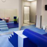 Sala de Fisioterapia y Psicomotricidad
